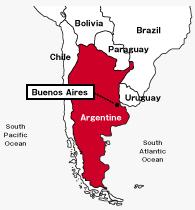 ブエノス地図